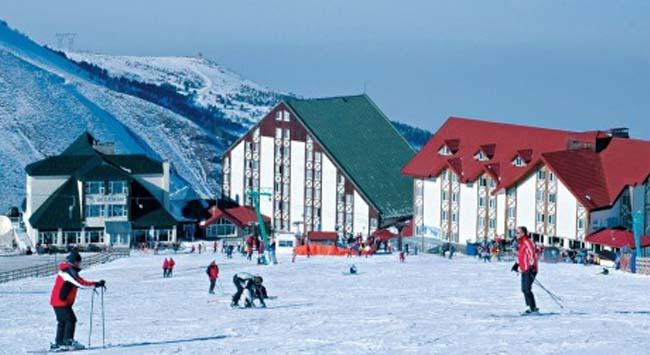 Эрзурум - лыжного спорта