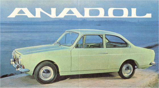 Anadol - первый турецкий автомобиль