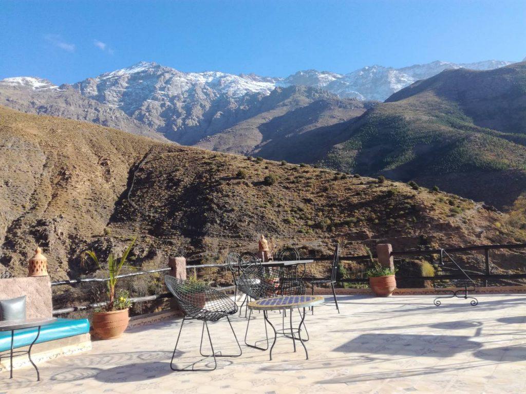 Atakum Travel - Зимний Марокко