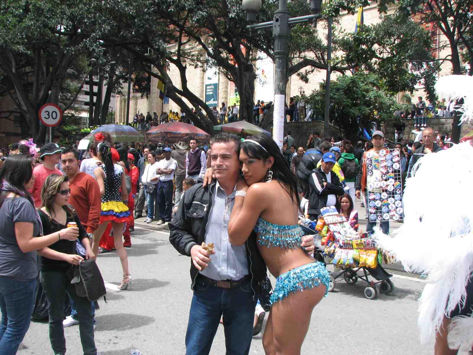 Индивидуальные туры в Колумбию