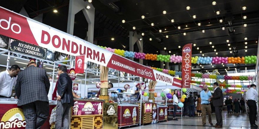 фестиваль мороженного в анкаре