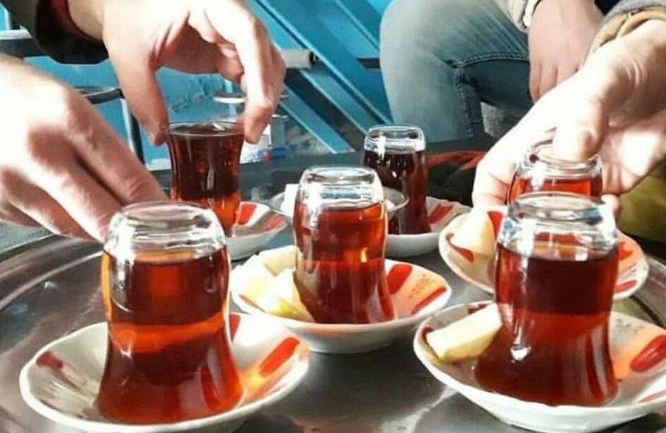 способ сохранить чай горячим по-эрзурумски