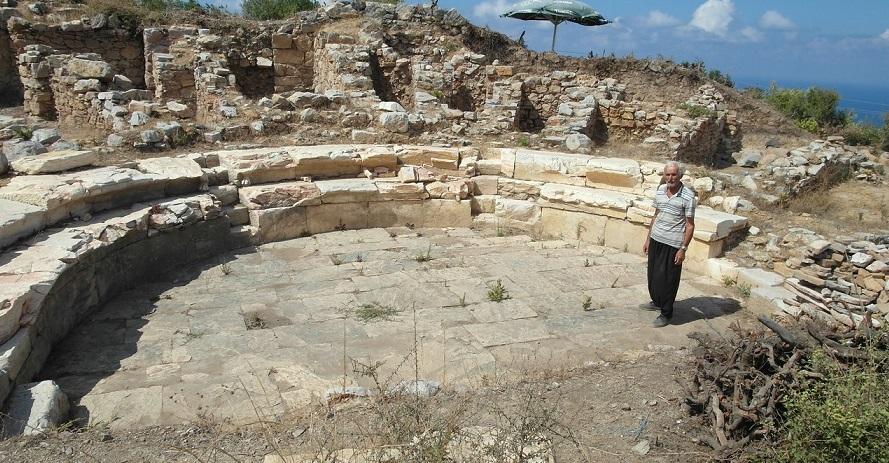 Одеон в Селиниум