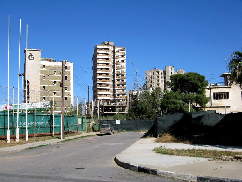 Вароша - город призрак