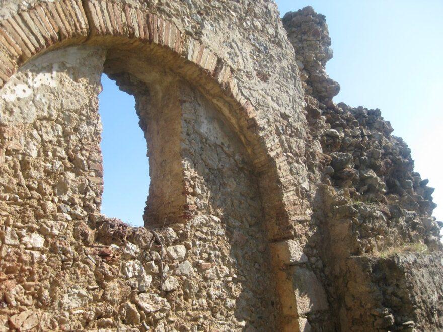 сьедра - древний город