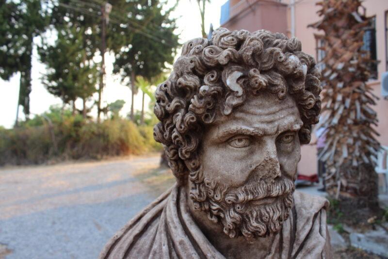 Бюст сановника из Помпейполиса