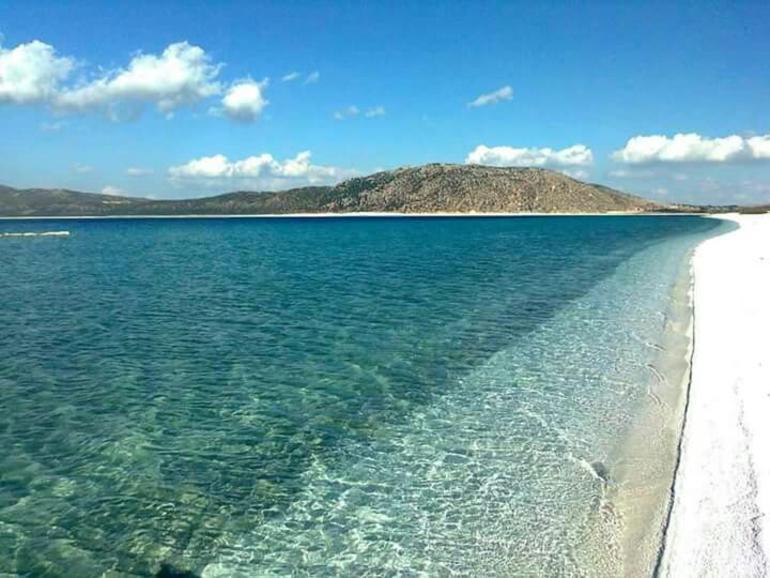 Озеро Салда - Турецкие Мальдивы