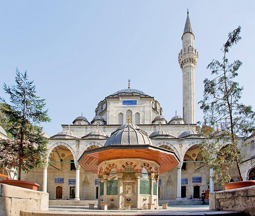 Мечеть Соколлу Мехмед-паша