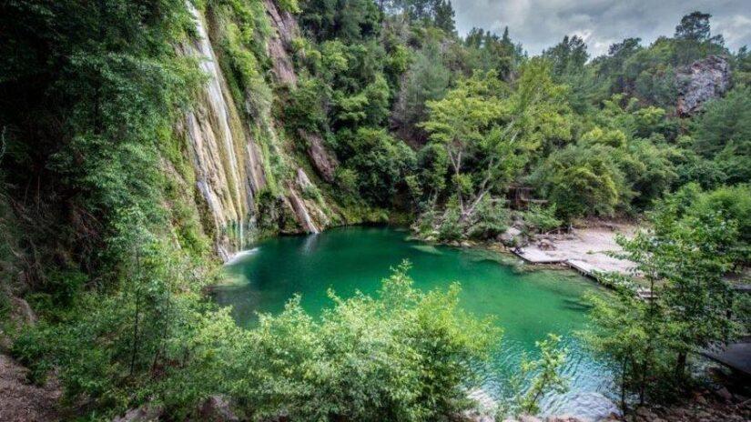 Дуденский водопад