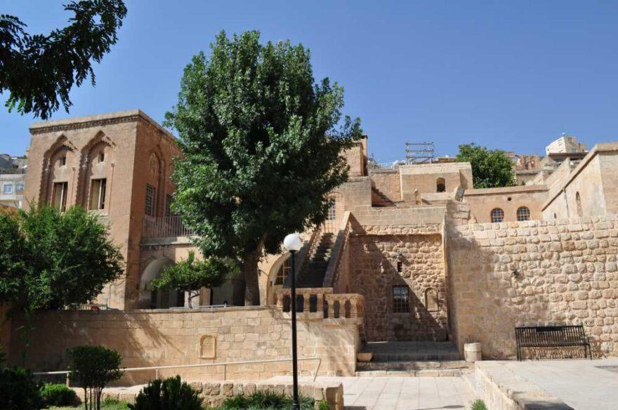 Церковь Кырклар в Мардине