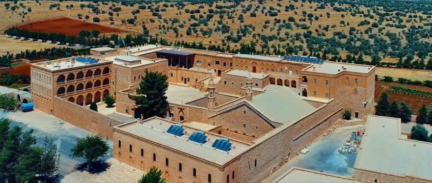 Христианский монастырь Мор Габриэль